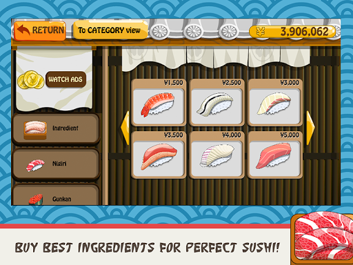 Sushi Friends-Best&Fun Restaurant Game for Girls 1.0.3 screenshots 11