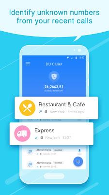 Caller ID & Call Block - DU Caller - screenshot