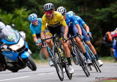 """Yates kiest niet tussen gele dagen of ritwinst en spreekt zich uit over klassement: """"Twee Slovenen zien er goed uit"""""""