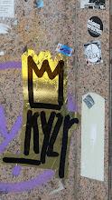 Photo: Sticker; KYZR