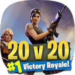 Fortnite- 20vs20 Guide Games