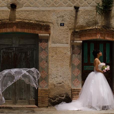Svatební fotograf Ana Martinez (anamargarita). Fotografie z 26.06.2015