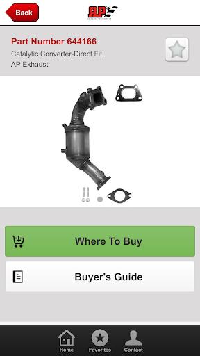 ap exhaust catalog screenshot 3