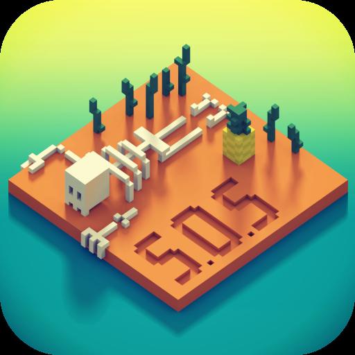 抛弃的人生存岛: 探索和建設的失乐园 冒險 App LOGO-APP開箱王