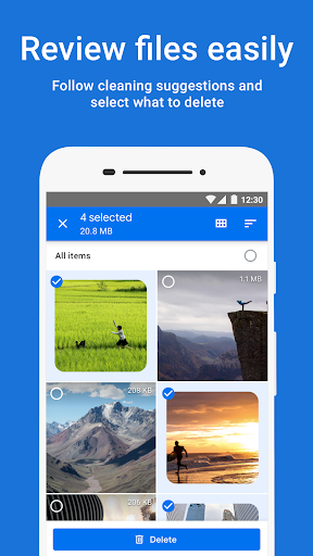 Files by Google: Clean up space on your phone 1.0.252933084 screenshots 2