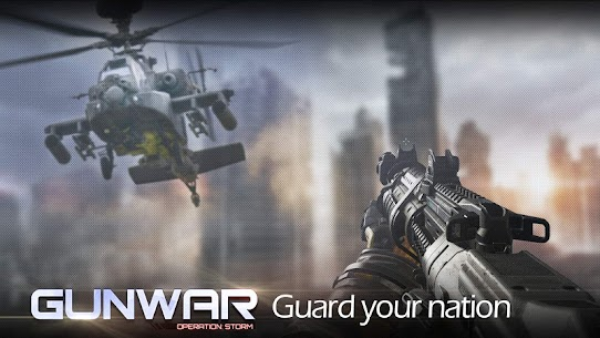 Gun War: Shooting Games App Latest Version  Download For Android 6