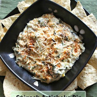 Slow Cooker Restaurant Quality Artichoke Spinach Dip Recipe