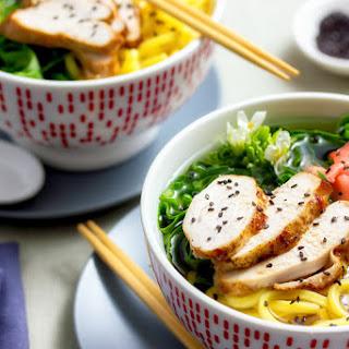 A Simple, Fragrant Noodle Soup