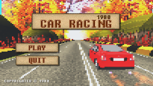 Car Racing 1980 1.0 screenshots 1