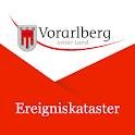 Ereigniskataster Vorarlberg