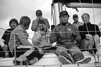 Photo: Crews also waiting for change on the starting vessel.  photo by Maria Guryeva