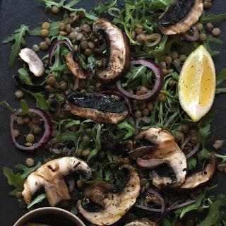 Cold Mushroom Salad Recipes.