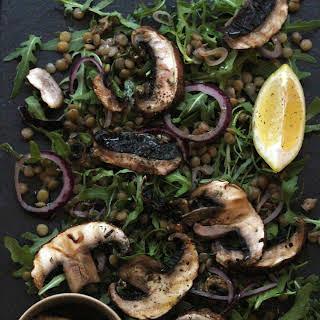 Mushroom Dressing Salad Recipes.