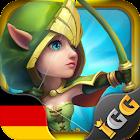 Castle Clash: King's Castle DE icon
