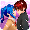 Anime Manga School Girl Run - Kawaii Liebe Spiel