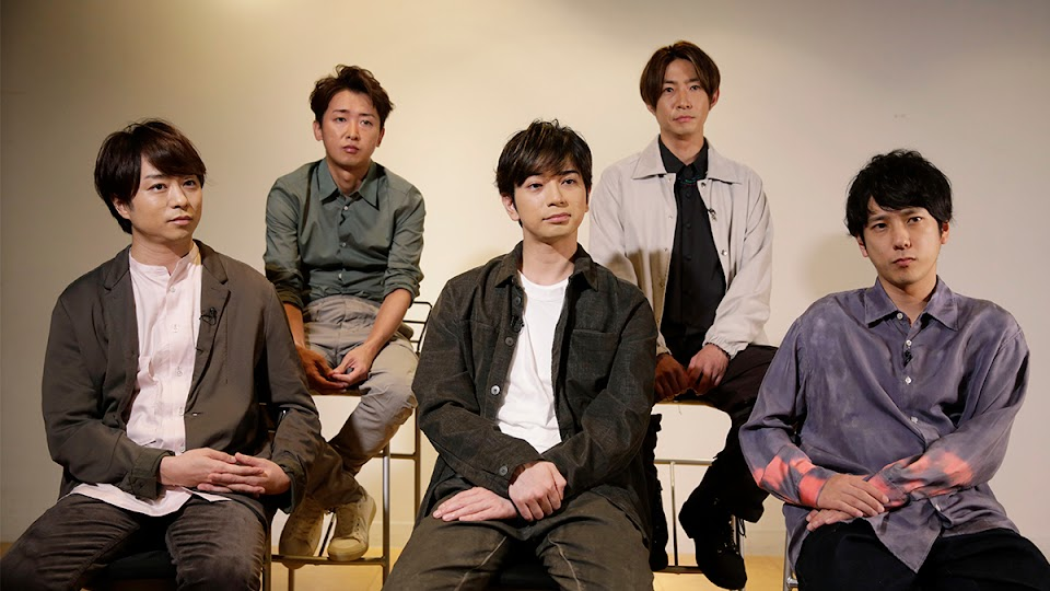 Satoshi Ohno,Masaki Aiba,Kazunari Ninomiya,Jun Matsumoto,Sho Sakurai