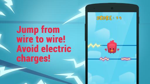 無料模拟Appの鳥のワイヤー|記事Game