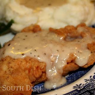 Chicken Fried Chicken.