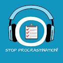 Stop Procrastination! Hypnose icon