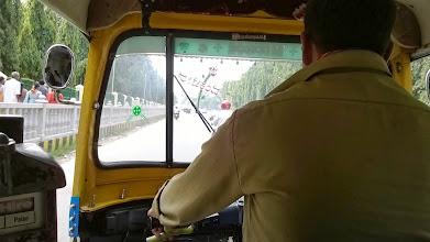 Photo: Mysore jízda Tuk tukem