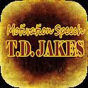 TD Jakes Motivation Speech icon