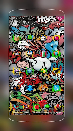 Graffiti street funny ss2