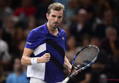 Opvallend: Tranen bij opzijgeschoven Franse dubbelspeler voor Davis Cup Finale