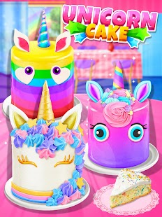 Unicorn Food - Cake Bakery - náhled