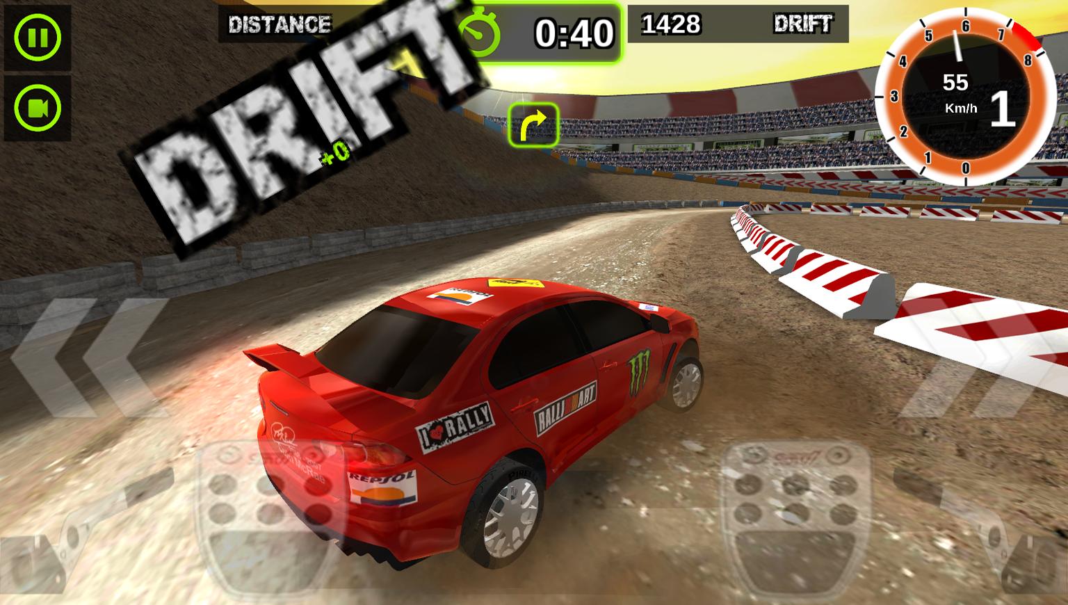 Rally Racer Dirt v1.3.7 Android Hileli Full Apk İndir