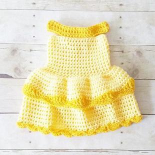 Modern Child Dress - náhled