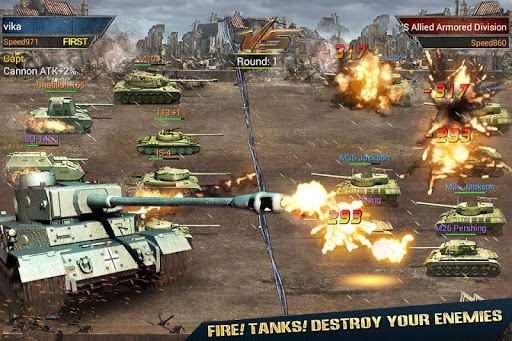Tank Commander - English 1.1 Screenshots 2