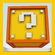 New Race of Lucky Blocks. Map for MCPE