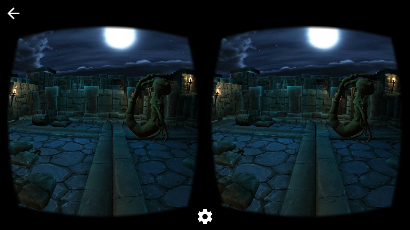 VR Dungeon Experience- screenshot