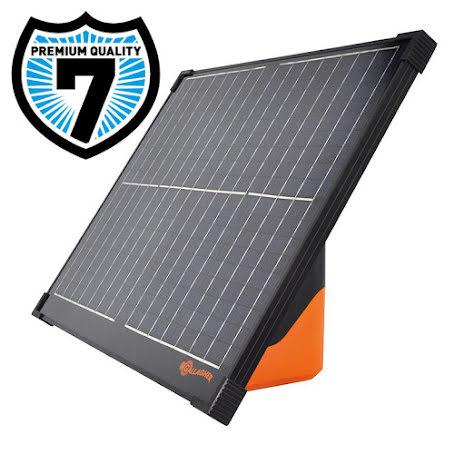 Elstängselaggregat Gallagher S400 inkl batteri och solpanel