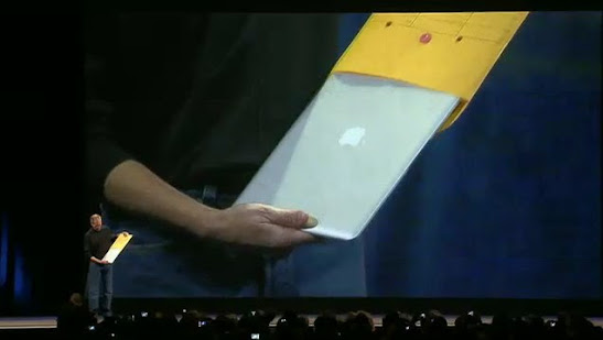 서브노트북을 위한 안전우편봉투
