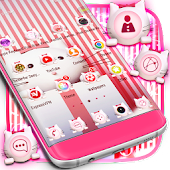 Kitty Launcher Theme