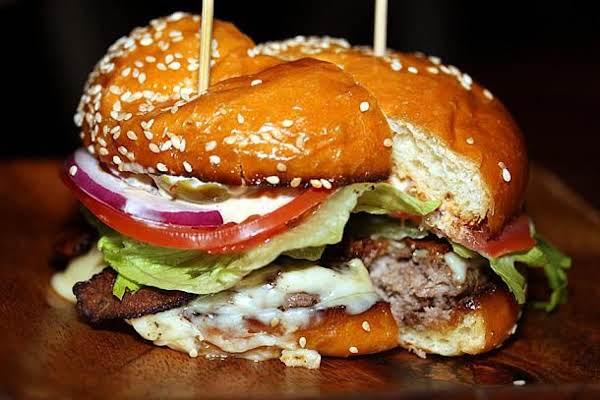 Belly Busting Blt Burgers