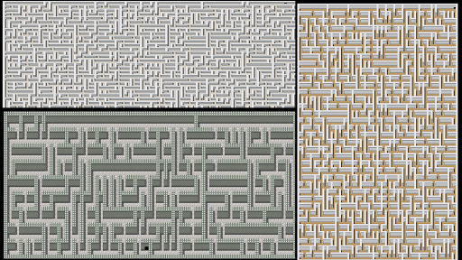 Agh !! Granny Confused Maze 1.0 screenshots 4