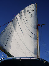 Photo: Sailing along nicely...what a breeze!