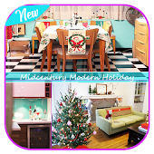 Midcentury Modern Holiday Decorations