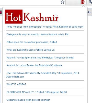 Hot Kashmir News