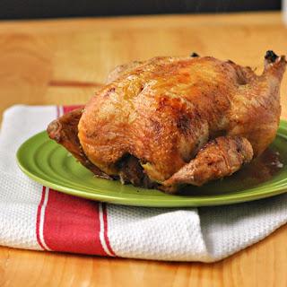 Crisp Roast Chicken
