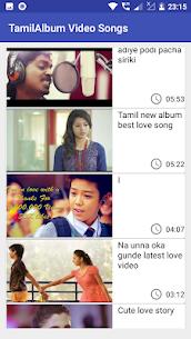 Tamil Album Video Songs Apk Download 5