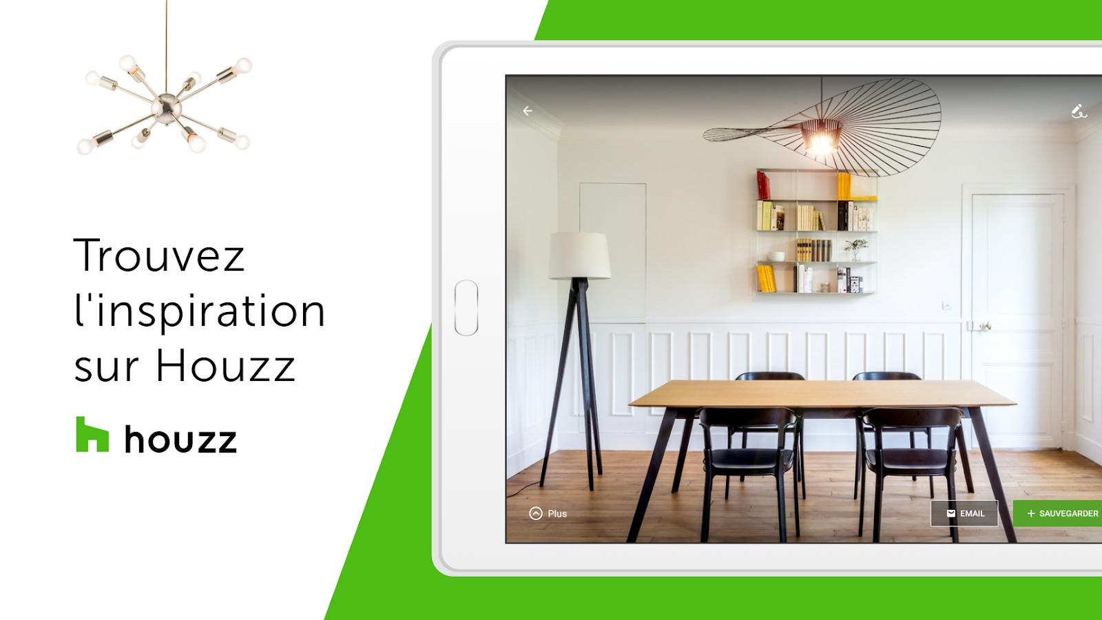 Houzz d co int rieure design applications android sur for Deco interieure design
