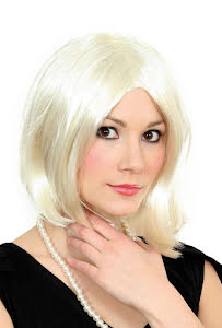 Celebrityperuk, blond