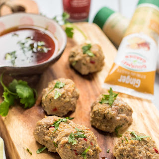 Thai Meatballs.
