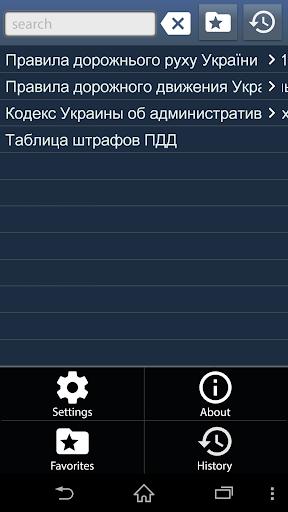 ПДД Украина