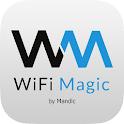 WiFi Magic by Mandic Passwords icon