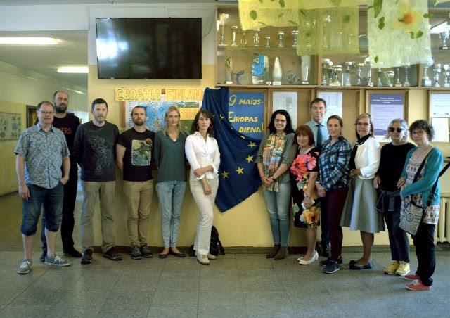 Encuentro internacional en Riga (Letonia)