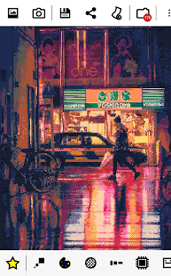 8Bit Photo Lab, Retro Effects - náhled
